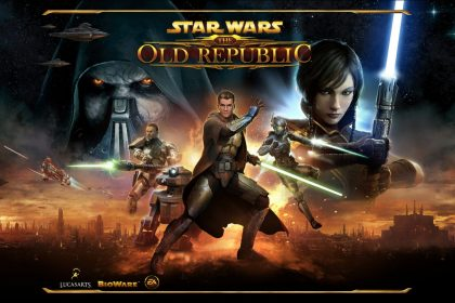 bannière star wars the old republic swtor