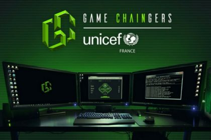 campagne game chaingers unicef