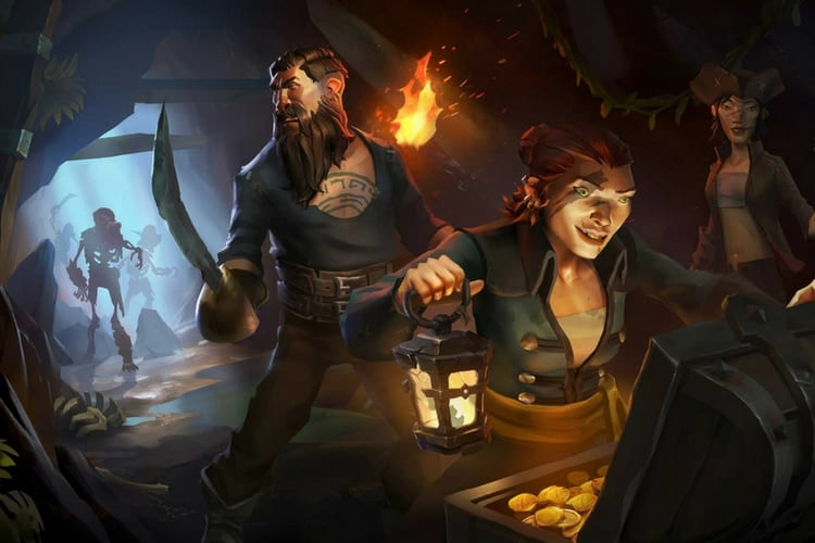 Sea of Thieves sortie du jeu