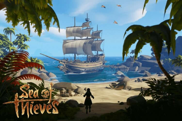 sea of thieves jeu steam
