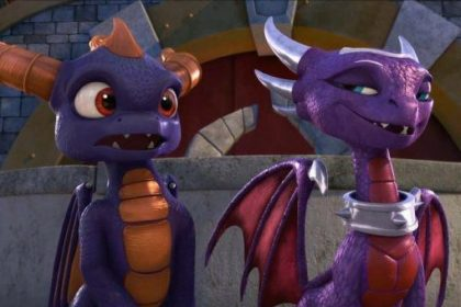 Spyro remake ps4