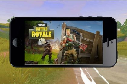 Fortnite mobile Battle Royale