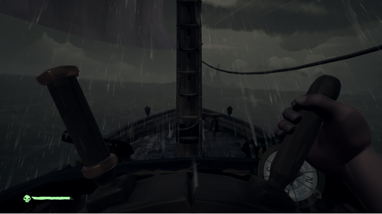 Guide Sea of Thieves bateau