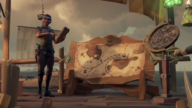 Guide Sea of Thieves quête