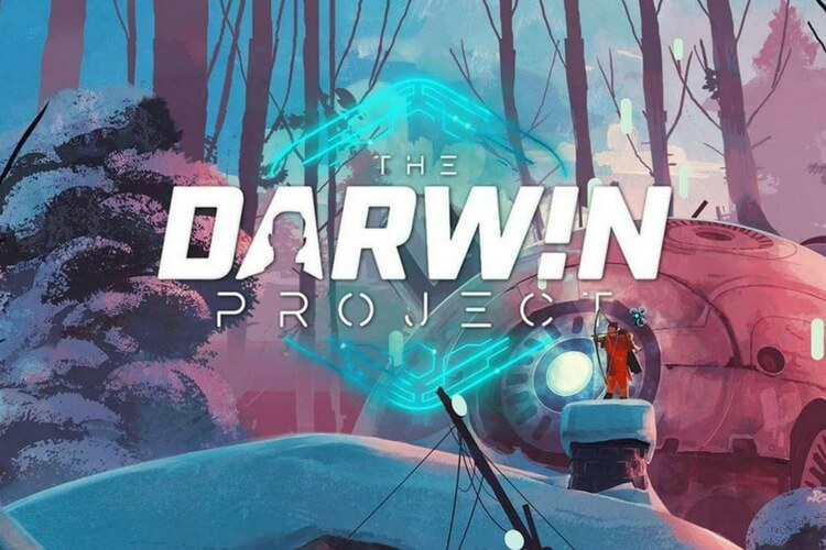 The Darwin Project Battle Royale