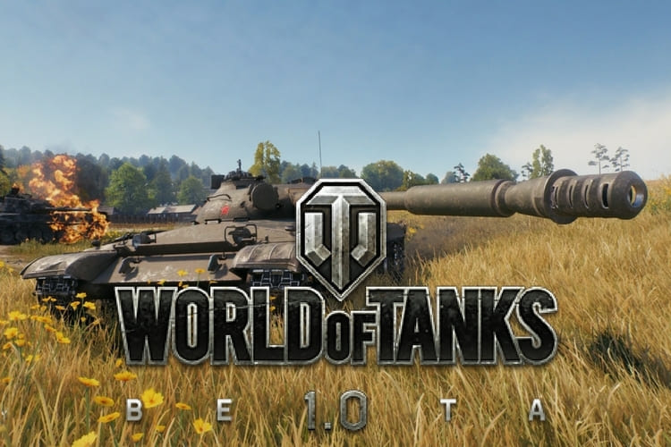 World of Tanks mise à jour 1.0