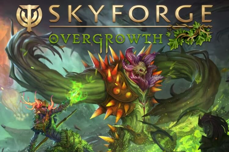 Skyforge Overgrowth Extension