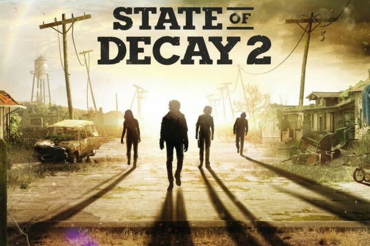 State of Decay 2 jeu de zombie