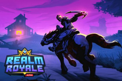 Realm Royale test