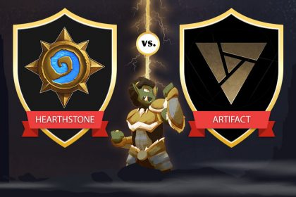 Hearthstone vs Artifact