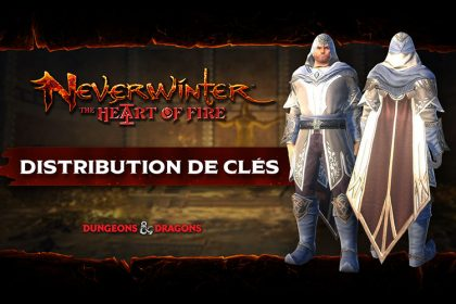 Neverwinter The Heart of Fire giveaway